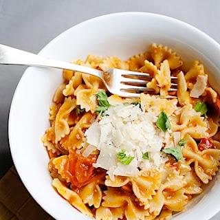Roasted Tomato Sauce.