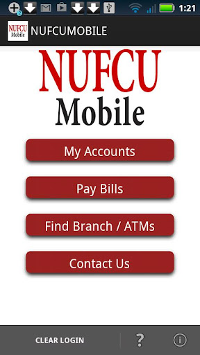 NUFCU Mobile Banking