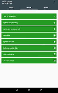 Crystal Guide Pocket Edition- screenshot thumbnail
