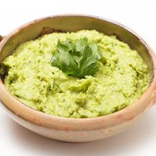 The Best Basic Guacamole.