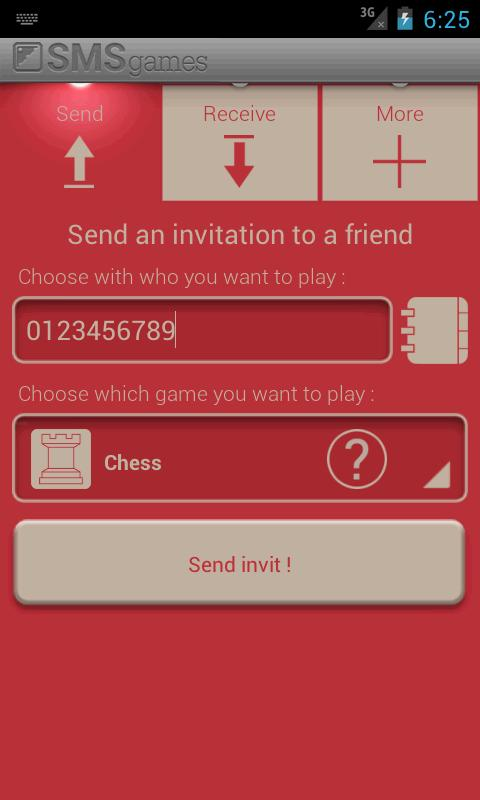 sms pariaz how to play