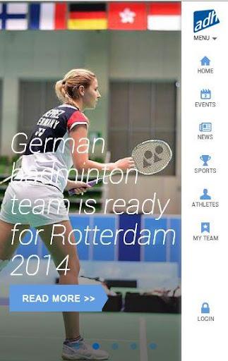 ADH SportApp