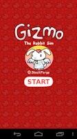 Screenshot of Gizmo: Cute Pet Bunny Free