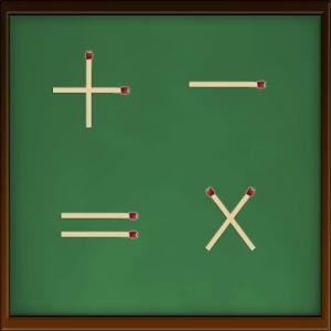 لعبة الذكاء الأروع Matchstick Puzzle سوف تدمونون لعبها