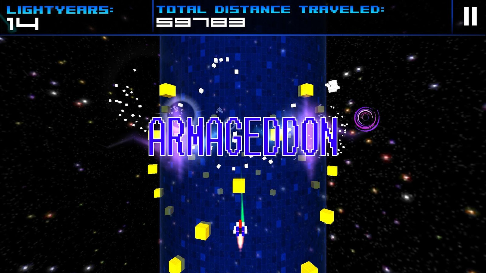 Warp 5 Overdrive- screenshot