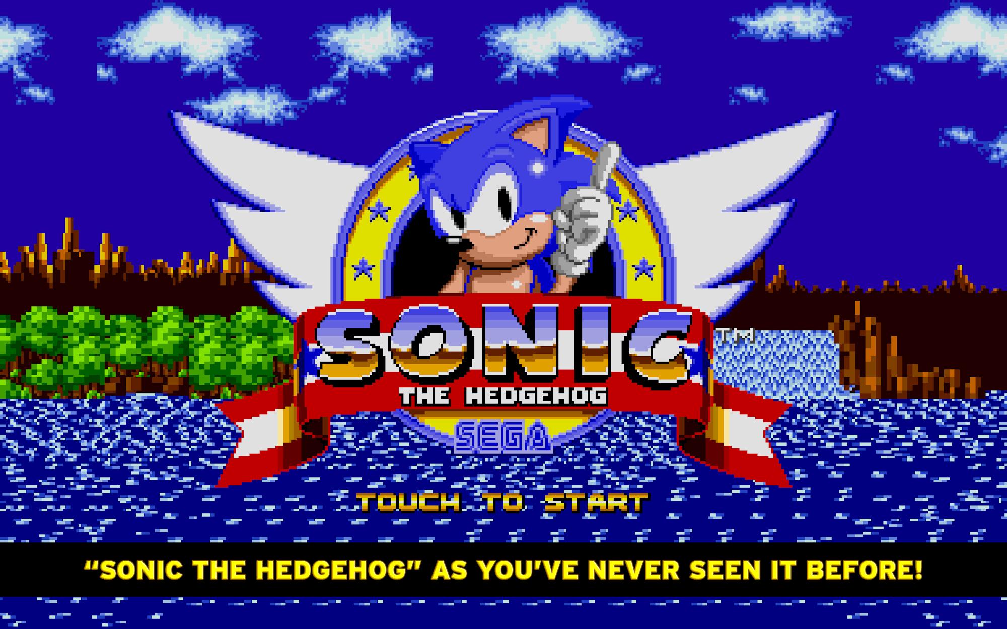 Sonic The Hedgehog screenshot #11