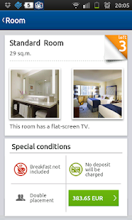 Hotels.ru - hotel booking!- screenshot thumbnail