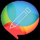 バルーンメモ〜メッセンジャー式簡単記録ノート icon