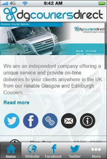 DG Couriers