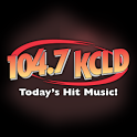 104.7 KCLD icon