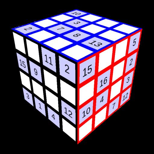 3Doku - 3D Sudoku 解謎 App LOGO-APP開箱王