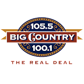 Big Country 105.5 and 100.1