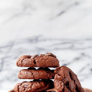 Chewiest Chocolate Cookies.