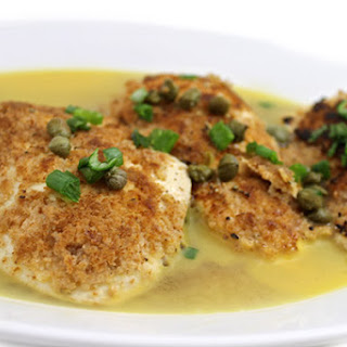 Chicken Piccata Made Skinny
