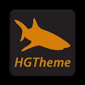 HGTheme: Shark logo