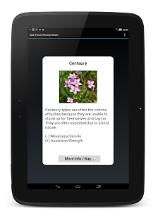 Bach Flower Remedy Browser- screenshot thumbnail