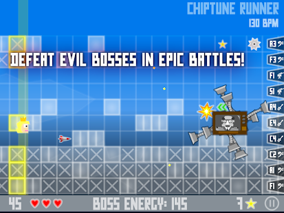 Chiptune Runner - screenshot thumbnail