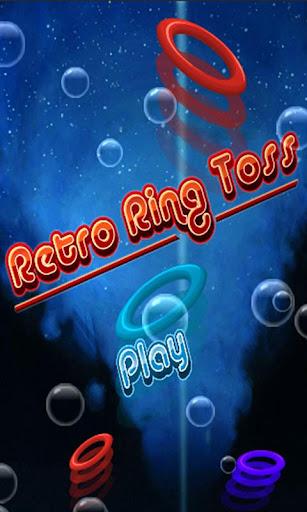 Retro Ring Toss Free
