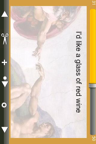 Flash Italian- screenshot