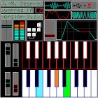 Sintetizador FM [SynprezFM II] icon