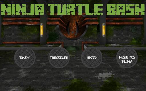 Ninja Turtle Bash