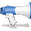 발신자이름 음성알림 icon