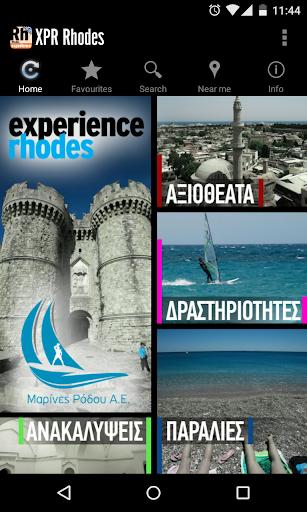 Rhodes Experience GR