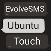EvolveSMS Theme - Ubuntu Touch
