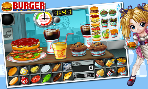 Burger 1.0.18 screenshots 11