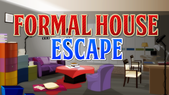 Formal House Escape - screenshot thumbnail