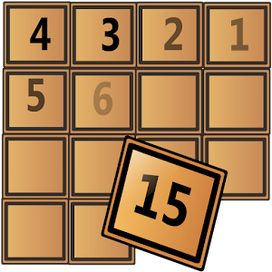 Game Fifteen Puzzle APK