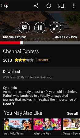 Spuul - Indian Movies & TV 2.5.0 screenshot 236984