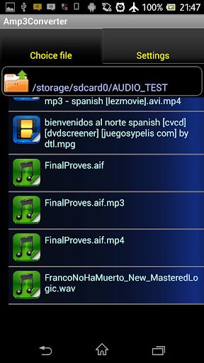 MP3转换器Amp3Encoder