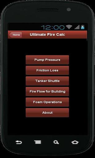 Ultimate Fire Calculator