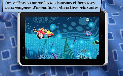 Les Étoiles du dodo - tablette - screenshot thumbnail