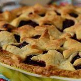 Blackberry Pie Recipe & Video.