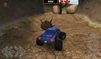 Screenshot of Toy Truck Rally 2