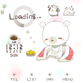 CUKI Theme Loading in a dream