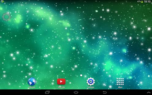 Galaxy S5 Parallax