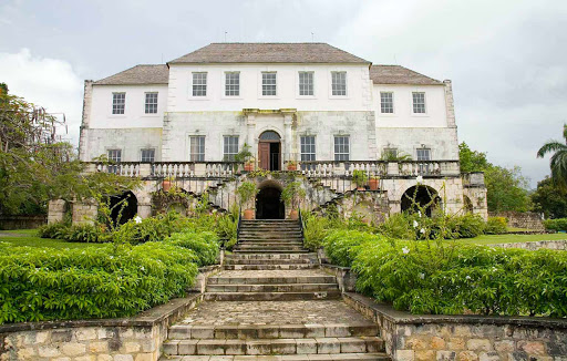 Rose Hall Great House in Montego Bay, which comes with its own legend of a White Witch.