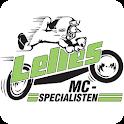 Lelles MC logo