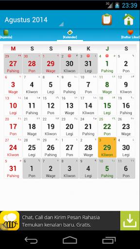 INOCHI Kalender Indonesia 2015