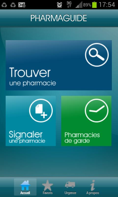 PharmaGuide TN - screenshot