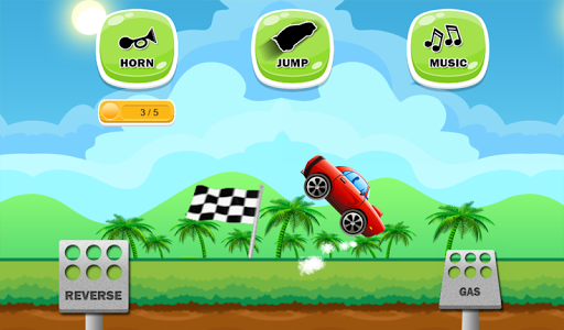 Download Car Racing Game Toddlers Kids on PC & Mac with