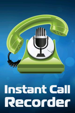 Instant Call Recorder- screenshot