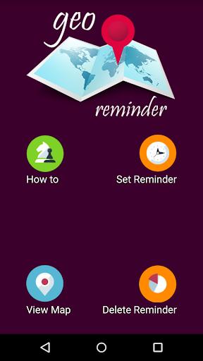Geo Reminder