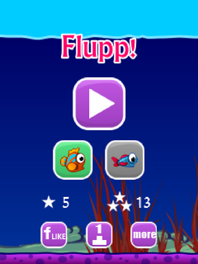 Flupp!- screenshot