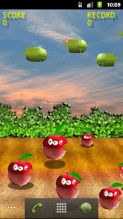 Bombs On Apples Free LWP- screenshot thumbnail