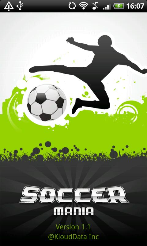 SoccerMania- screenshot