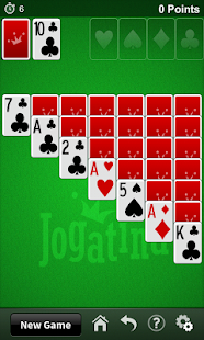 Solitaire Jogatina - screenshot thumbnail